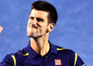 Australian Open: Djokovic zmierza po szósty tytuł. W półfinale rozprawił się z Federerem