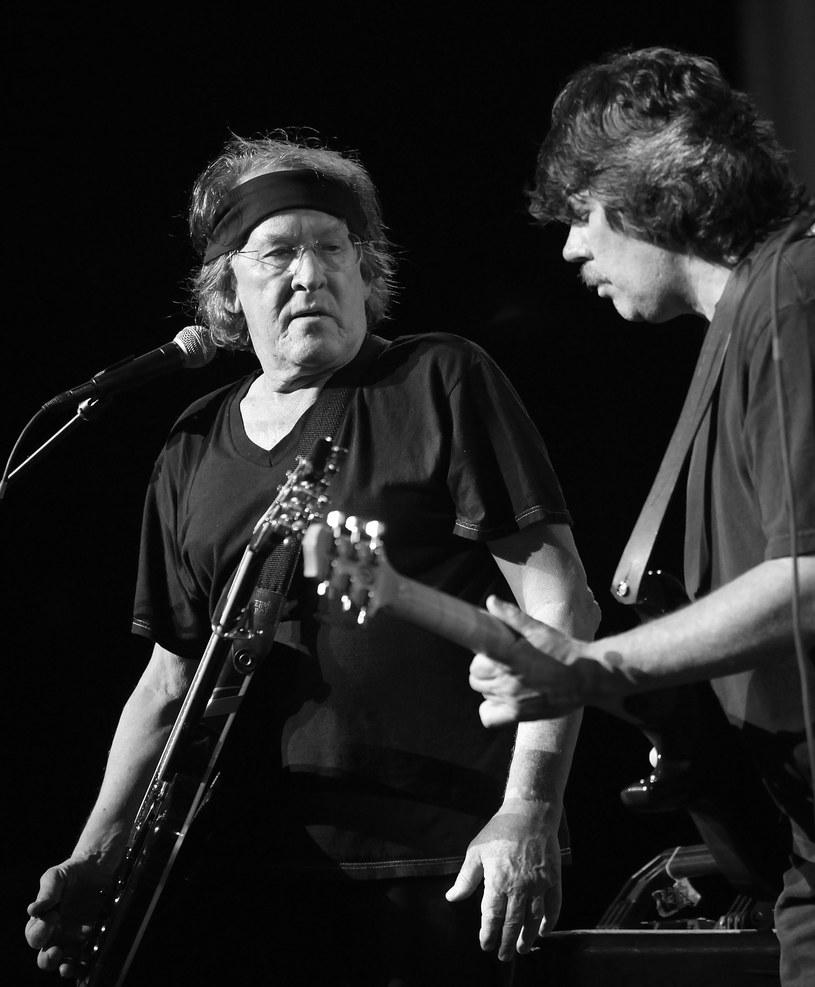 Jeden z założycieli i gitarzysta rockowej grupy Jefferson Airplane zmarł wieku w 74 lat.