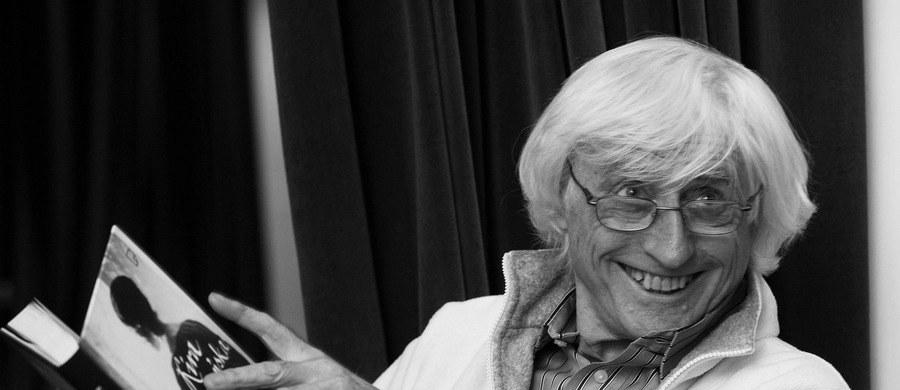 Zmarł Michał Jagiełło, pisarz, taternik, wieloletni dyrektor Biblioteki Narodowej. Informację o jego śmierci przekazało Stowarzyszenie Pisarzy Polskich.