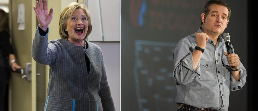 Jak podała telewizja Fox News, prawybory w stanie Iowa wygrał walczący o nominację Republikanów w wyborach prezydenckich ultrakonserwatywny senator z Teksasu Ted Cruz, zdobywając 28 proc. głosów. Drugie miejsce zajął, według Fox News, miliarder Donald Trump (24 proc.), a trzecie senator Marco Rubio (23 proc). Z kolei po podliczeniu 99 proc. głosów u Demokratów wiadomo, że walka była wyrównana - 49,8 procent głosów otrzymała Hilary Clinton, a 49,6 senator Berni Sanders.
