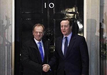 Premier Wielkiej Brytanii z wizytą w Warszawie. Spotka się z Szydło i z Kaczyńskim?