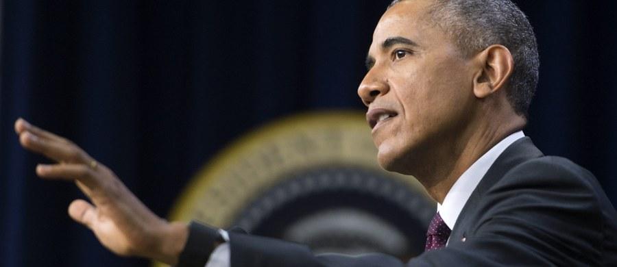"""W przyszłym roku USA wydadzą 3, 4 mld dolarów na wojskowe wzmocnienie Europy Wschodniej – potwierdza Barack Obama. """"Wraz ze zbliżającym się szczytem NATO w Warszawie musimy robić więcej dla wspólnej obrony w Europie"""" - oświadczył we wtorek amerykański prezydent."""