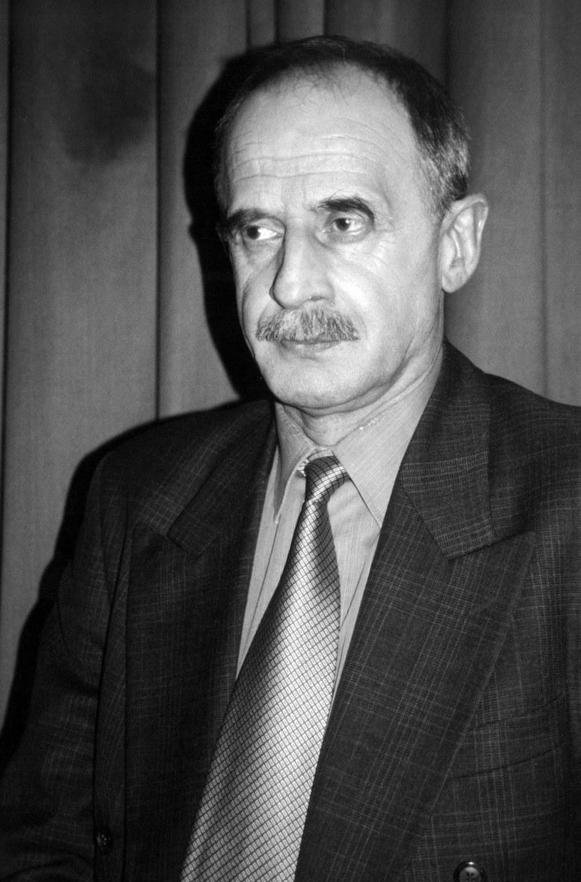 """Nie żyje aktor Andrzej Grąziewicz, znany z filmów """"Ogniem i mieczem"""" i """"Stara baśń"""" oraz seriali """"Zmiennicy"""" i """"07 zgłoś się"""". Miał 75 lat."""