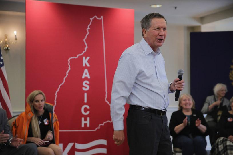 Gubernator Ohio John Kasich raczej nie ma szans na zostanie oficjalnym kandydatem na prezydenta Stanów Zjednoczonych z ramienia Partii Republikańskiej. Jednak polityk walczy do końca, obiecując, że doprowadzi do reaktywacji legendarnej grupy Pink Floyd.
