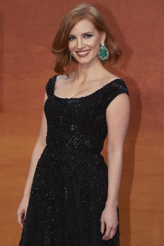 """Dwukrotnie nominowana do Oscara aktorka Jessica Chastain stara się o rolę w filmie """"Woman Walks Ahead""""."""