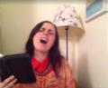 Natalia Niemen śpiewa psalm i odpowiada na krytykę