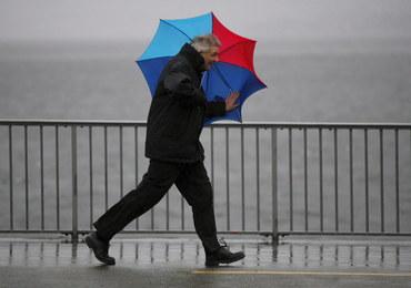 Prognoza pogody: Uwaga na silny wiatr!
