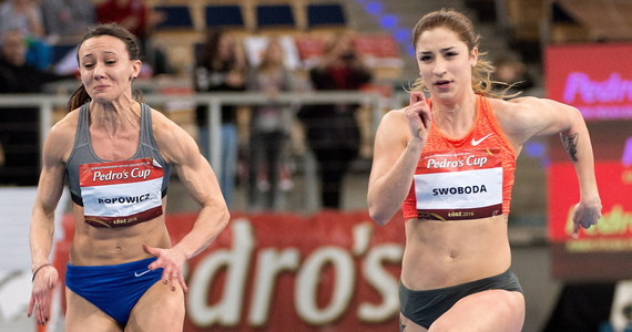 Sprinterka UKS Czwórka Żory Ewa Swoboda i kulomiot Gwardii Szczytno Konrad Bukowiecki zostali wybrani w głosowaniu internautów, zorganizowanym przez European Athletics, lekkoatletami stycznia w Europie.