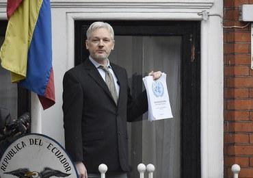 Mimo opinii grupy ONZ Szwedzi wciąż chcą przesłuchać oskarżanego o gwałt twórcę WikiLeaks