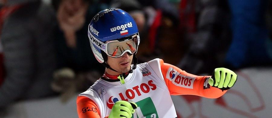 Kamil Stoch zajął drugie, a Dawid Kubacki - trzecie miejsce w kwalifikacjach do dzisiejszego konkursu Pucharu Świata w skokach narciarskich w norweskim Trondheim. Do zawodów awansowało wszystkich sześciu reprezentantów Polski.