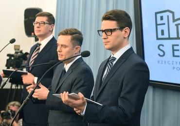 PO o nominacji Mariusza A. Kamińskiego: To moralność wg PiS. Kamiński odpowiada: Wygrałem konkurs