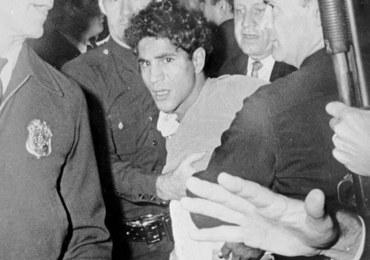 """Zabójca Roberta Kennedy'ego zostanie w więzieniu. """"Powtórzył, że był pijany i nic nie pamięta"""""""