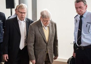 Ruszył proces byłego strażnika z Auschwitz. Odpowiada za pomocnictwo w zamordowaniu 170 tys.osób
