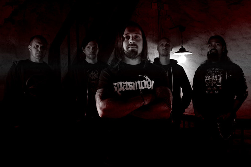Melodyjni doom / deathmetalowcy ze szwedzkiej grupy October Tide zarejestrowali piąty album.