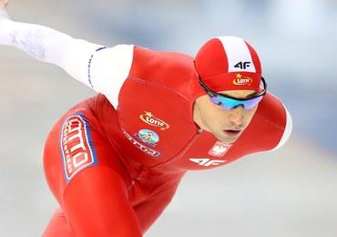 MŚ w łyżwiarstwie szybkim: Polacy wycofali się z wyścigu indywidualnego na 1500 m