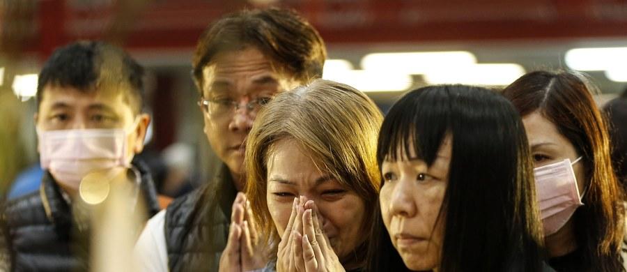 Do 94 wzrosła liczba ofiar śmiertelnych trzęsienia ziemi, które przed tygodniem nawiedziło miasto Tainan na południu Tajwanu. 30 osób wciąż jest zaginionych, a szanse, że przeżyły są minimalne.