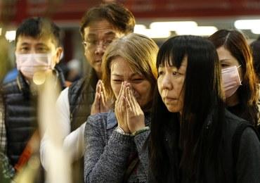 Bilans trzęsienia ziemi znacznie tragiczniejszy. Zginęło ponad 90 osób