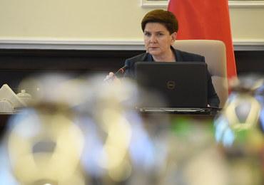 Premier Szydło do Niemców: Nie decydujcie za nas!