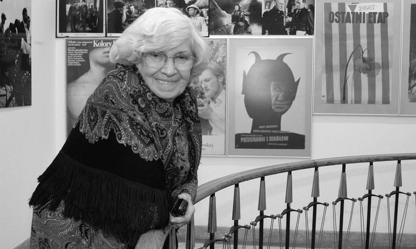 W wieku 91 lat zmarła w piątek w Warszawie Xymena Zaniewska, projektantka mody, autorka scenografii i architekt - poinformował PAP Instytut Teatralny im. Zbigniewa Raszewskiego.