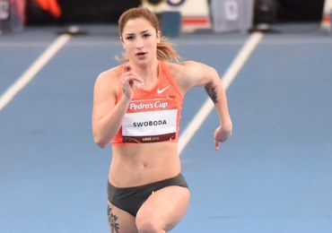 Kolejny sukces Ewy Swobody: Pobiła rekord świata juniorek w biegu na 60 m! [FILM]