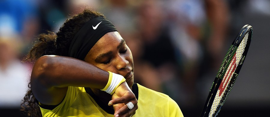 Liderka rankingu tenisistek Amerykanka Serena Williams z powodu choroby zrezygnowała z gry w rozpoczynającym się w poniedziałek turnieju WTA Premier w Dubaju (pula nagród 1,735 mln dol.). Wcześniej na taki krok zdecydowały się m.in. Agnieszka Radwańska i Niemka Angelique Kerber.