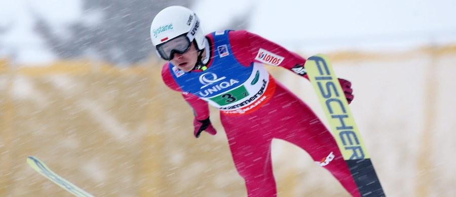 Klemens Murańka zajął 4. miejsce w pierwszym dniu rozgrywanego w Zakopanem Pucharu Kontynentalnych w skokach narciarskich. Całe podium zajęli Austriacy, a zwyciężył Ulrich Wohlgenannt.