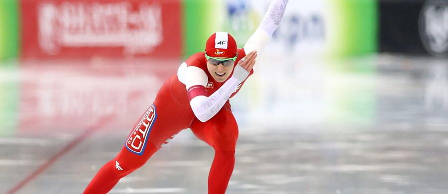 Polskie łyżwiarki zajęły piąte miejsce w zawodach drużynowych mistrzostw świata w podmoskiewskiej Kołomnie. Wygrały Holenderki, przed Japonkami i Rosjankami.