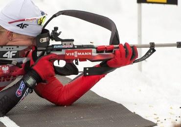 PŚ w biathlonie: Polki czwarte w sztafecie