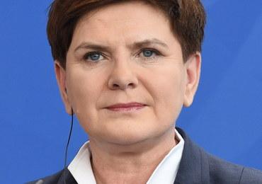 """Premier Szydło odpowiada na list amerykańskich senatorów. """"Argumenty budzą zdziwienie"""""""