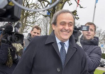 Afera FIFA: Platini zeznawał osiem godzin przed komisją. Jest zadowolony
