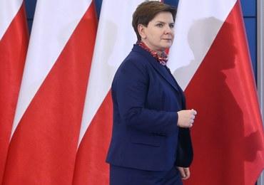 Sondaż: 49 proc. Polaków źle ocenia działania rządu Beaty Szydło