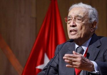 Zmarł były sekretarz generalny ONZ Butros Butros Ghali