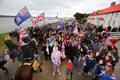 Wielka Brytania chce zakończyć spór wokół Falklandów