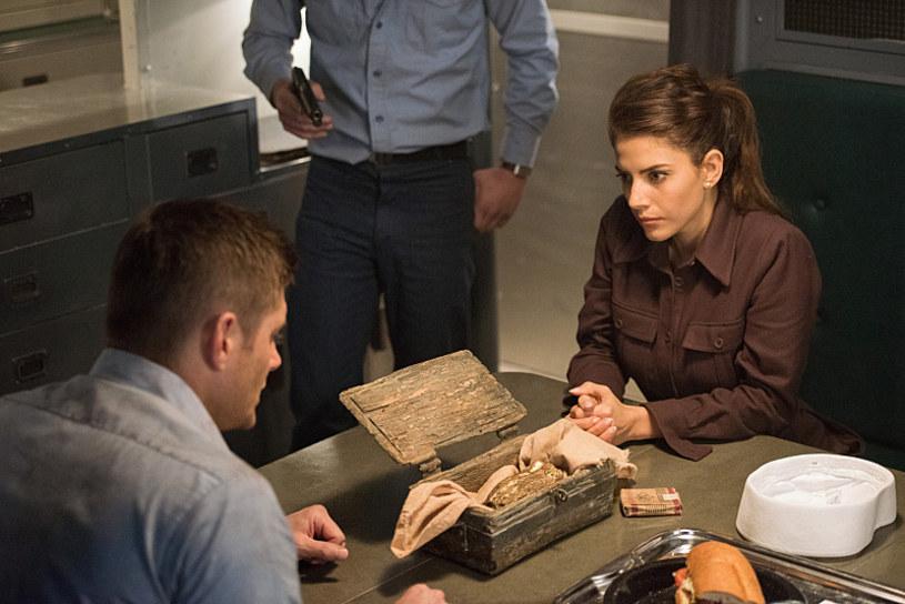 """Już w środę, 17 lutego, na antenie amerykańskiej stacji telewizyjnej The CW odbędzie się premiera odcinka serialu """"Supernatural"""", w którym zagrała Weronika Rosati."""