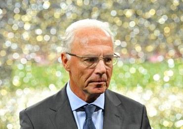 Afera FIFA: Beckenbauer ukarany za utrudnianie dochodzenia
