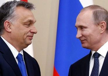 Putin po spotkaniu z Orbanem: Węgry są ważnym partnerem Rosji w Europie