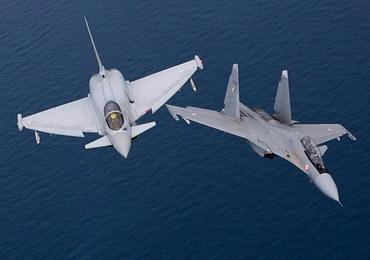 Rosyjskie bombowce leciały w kierunku Wielkiej Brytanii. RAF poderwał myśliwce