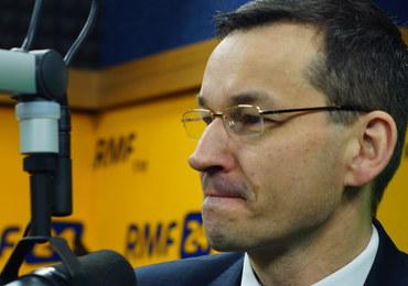 Mateusz Morawiecki: Nie powinniśmy gwałtownie podnosić kwoty wolnej. 5 tysięcy? Może nawet mniej