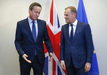 Tusk ostrzega: Brexit może oznaczać początek końca UE