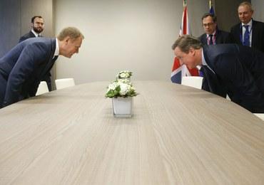 Ruszył unijny szczyt ws. porozumienia z Londynem. Wielka Brytania pozostanie w UE?