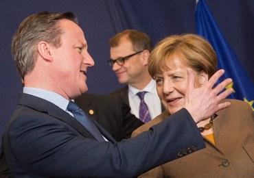 Szczyt UE: David Cameron zaostrza żądania ws. zasiłków