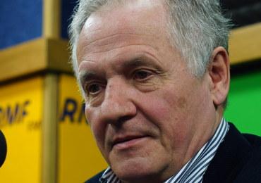 Bujak: Wiedzieliśmy o współpracy Wałęsy, ale najwyższe zaufanie mieli ci, którzy współpracę zerwali