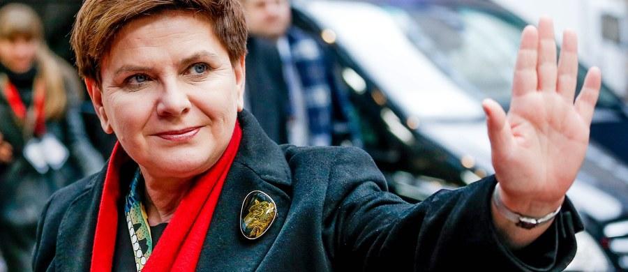 W negocjacjach z Wielką Brytanią udało nam się zrealizować wszystkie cele – mówiła premier Beata Szydło po szczycie UE w Brukseli, na którym wypracowano porozumienie z tym krajem. Interesy Polaków mieszkających na Wyspach zostały zabezpieczone – przekonywała.