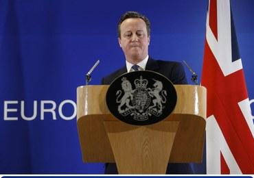23 czerwca referendum ws. pozostania Wielkiej Brytanii w UE. Cameron: Wybór należy do Was