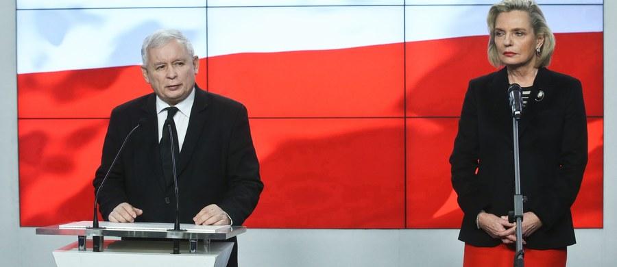 Wybory uzupełniające do Senatu, które w części województwa podlaskiego odbędą się 6 marca, będą sprawdzianem, czy program realizowany przez PiS ma poparcie społeczne - uważa prezes tej partii Jarosław Kaczyński. Kandydatką PiS jest Anna Maria Anders.
