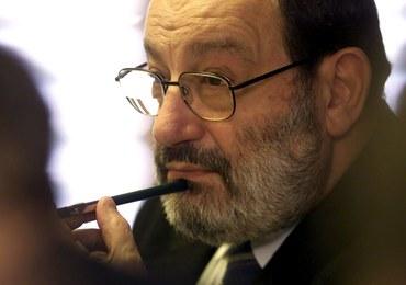 Pożegnają Umberto Eco na Zamku Sforzów. To tę budowlę pisarz widział z okna