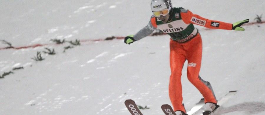 Z powodu silnego wiatru odwołano drużynowy konkurs Pucharu Świata w skokach narciarskich w Lahti. Początkowo tylko opóźniono start w sumie o godzinę, ale warunki się nie poprawiły. W Finlandii miało wystartować 10 zespołów, w tym biało-czerwoni.