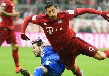 Bundesliga: Robert Lewandowski znów trafił do bramki. Prowadzi w klasyfikacji strzelców