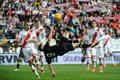 Rayo Vallecano - Sevilla FC 2-2
