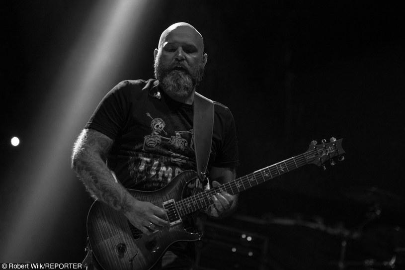 Gitarzysta Piotr Grudziński z grupy Riverside zmarł w niedzielę (21 lutego) w wieku 40 lat.